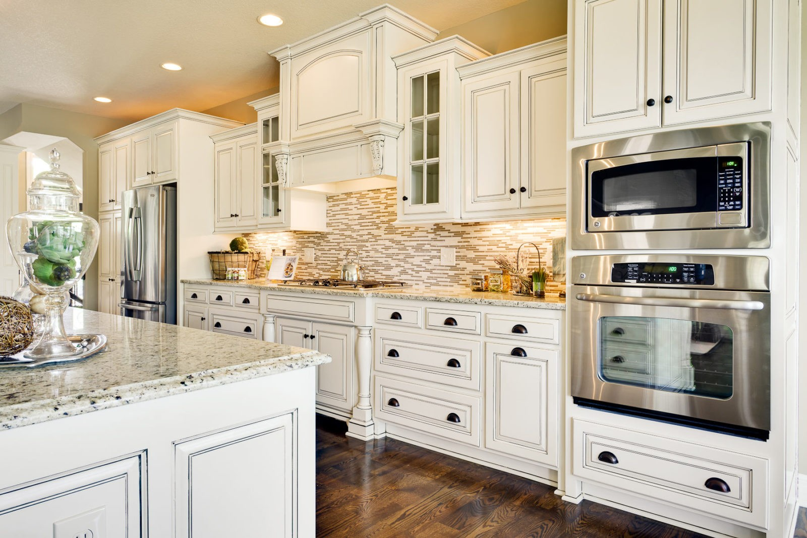About Style Granite Kitchen Cabinets